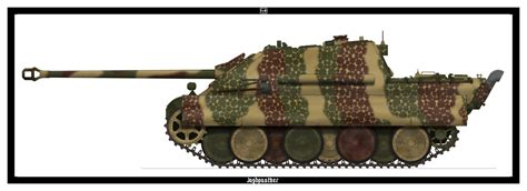 Painting Color Schemes Jagdpanther By Psykohilly On Deviantart
