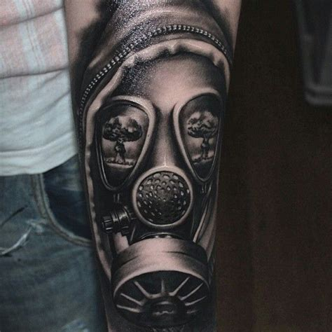 gas mask tattoo 10 intimidating gas mask designs epeak