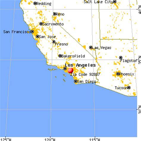 zip code map yorba linda ca 92887 zip code yorba linda california profile homes