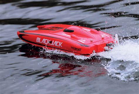 performance rc boats pro boat s blackjack 24 rc catamaran reviewed rc boat