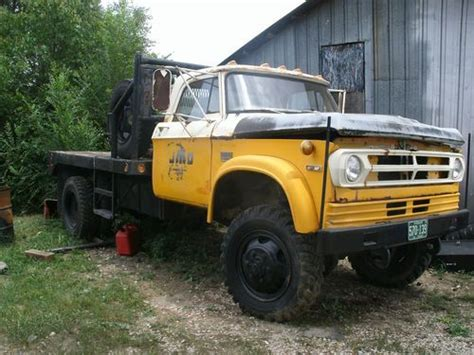 find used 1972 dodge w600 power wagon in hillsboro
