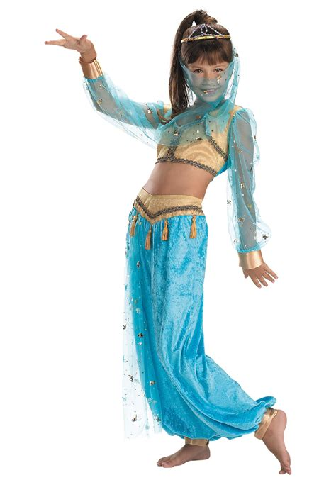 Aladin Polos Uk 7 12 Th Aladin Anak Tanggung Celana Anak Tanggung child mystical genie costume
