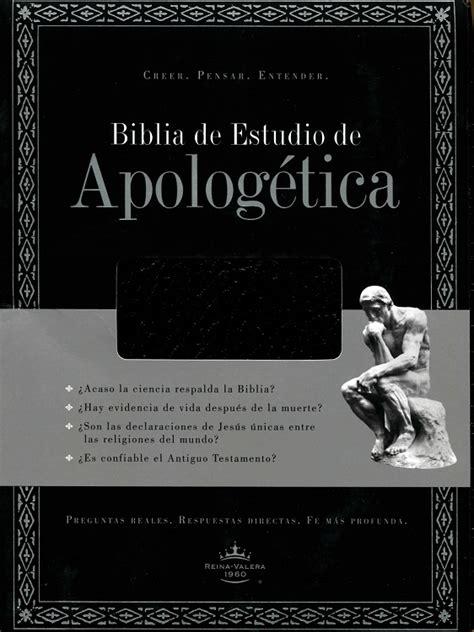 preguntas de la biblia con opciones ba rvr60 estudio apologetica imit negro 9781433600227