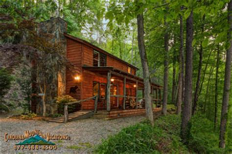 Lake Nc Cabin Rentals by Lake View Cabin Rental Overlooking Fontana Carolina