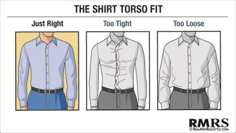 pattern up properly how a men s dress shirt should fit