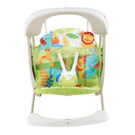 fisher price seat recline swing fisher price rainforest take along swing seat