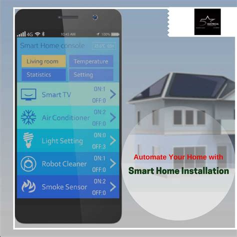 automate your home with smart home installation 5