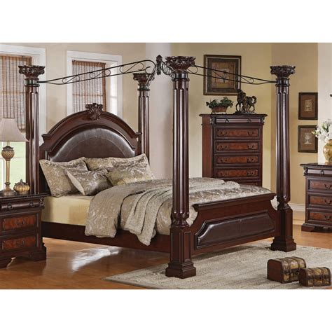 Canopy Bed King by King Canopy Bed Feels Like Home