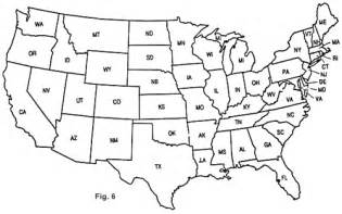 usa map you can color united states map in color free coloring pages on