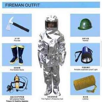 Jual Fireman Suit Baju Pemadam Tahan Api 1000c Murah Jakarta jual 085691398333 baju tahan api alumunium fireman suits baju tahan api baju tahan panas