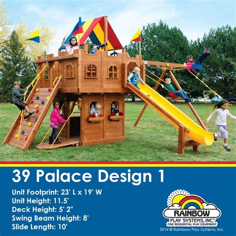 fargo swing set 1000 images about rainbow play sets on pinterest kid