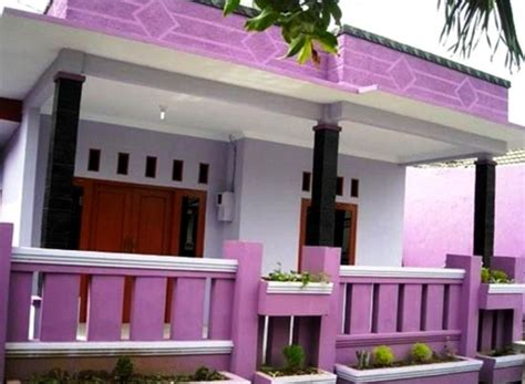 model pagar tembok minimalis terbaru modern rumah impian