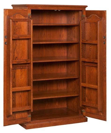 Pantry Cabinets For All Amish Craftsman All That You Have