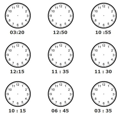 What Time Is 5 Drawing teachers worksheets clocks pics directions draw the