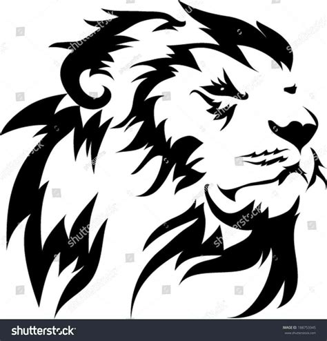 english lion tattoo designs image line danielhuscroftcom