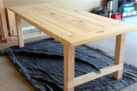 Farm Dining Room Table 12 cool diy wood project ideas diy to make