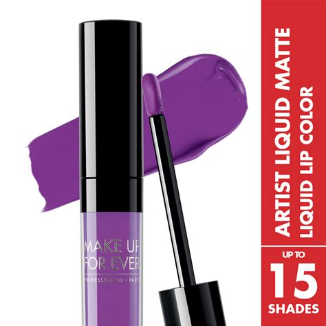 Mauvy Matte Lip Liquid artist liquid matte lipstick make up for