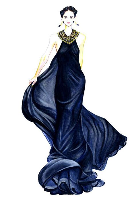 Velin Dress pin by maryann velin denike on fashion ilustrations