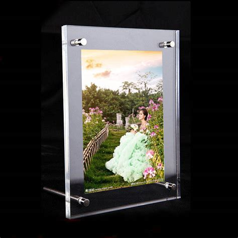 Acrylic Frame buy wholesale acrylic a4 holder from china acrylic