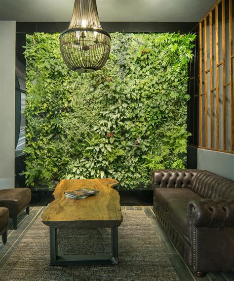 vertical garden design projects