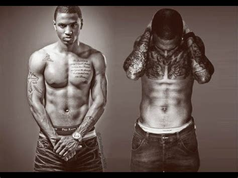 rob likes it when chris brown makes of chris brown made me ft trey songz