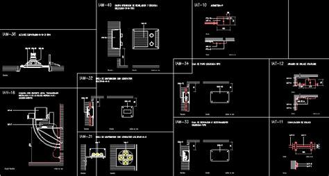 cctv planes dwg detail  autocad designs cad