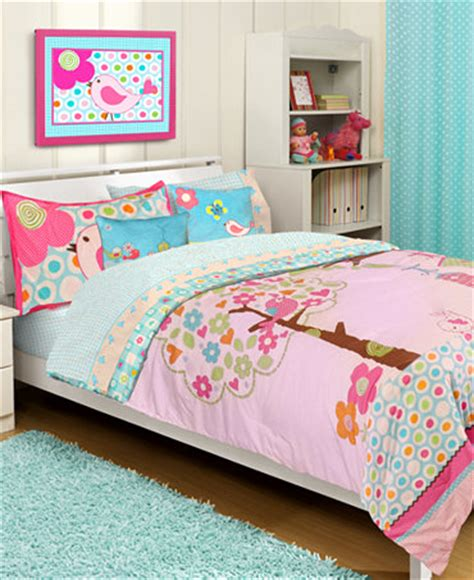 macys kids bedding closeout in the forest 2 piece twin comforter set bed