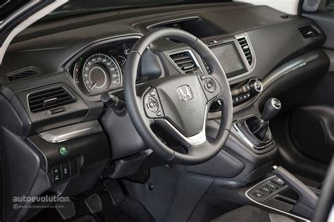 2015 Crv Interior by 2015 Honda Cr V Review Autoevolution