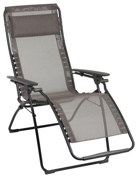 sunbrella zero gravity recliner shop houzz lafuma mobilier lafuma futura xl zero gravity