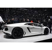 Lamborghini Aventador 2012 Resimleri