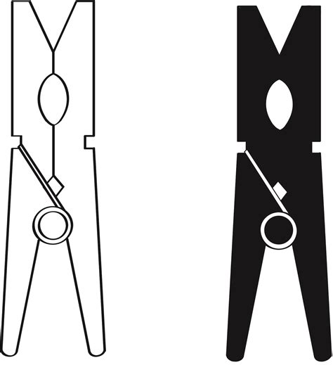 clothespin clipart clothes pin clipart clipart suggest