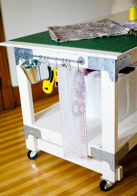 Sewing Room Tables 25 Best Ideas About Sewing Cutting Tables On