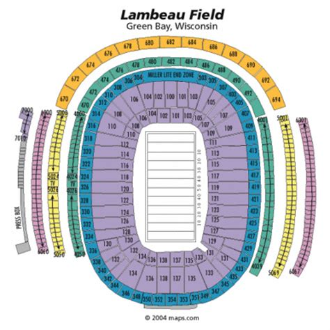 green bay packers seating chart micro bets