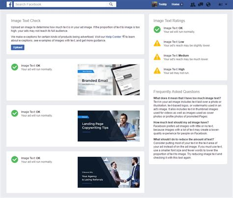 fb text overlay facebook image boost guidelines