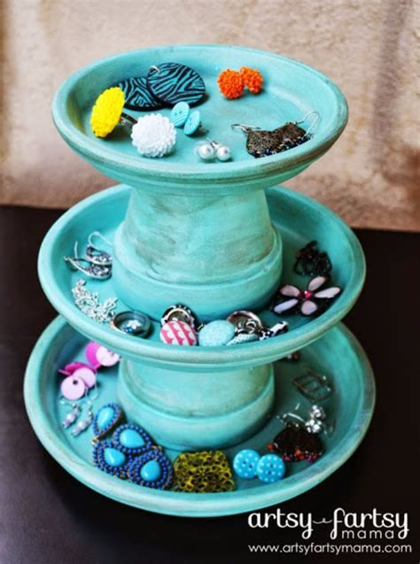 Geode Ring Box by 32 Creative Diy Jewelry Boxes And Storage Ideas Diy