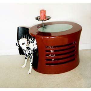 fiberglass dog house elegant fiberglass zen haus dog house end table medium