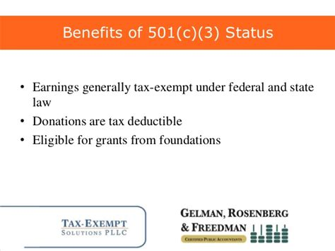 tax exemption under different sections legal and accounting considerations when starting a
