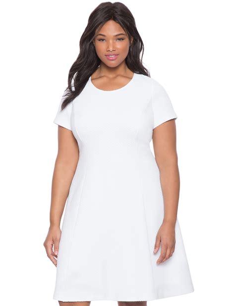 A Line Knit Dress textured knit a line dress s plus size dresses