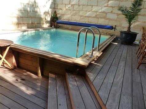 mini piscine hors sol bois 3405 25 best ideas about piscine on id 233 es