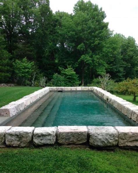 Backyard Rock Pools Backyard Rock Pool Outdoor Spaces