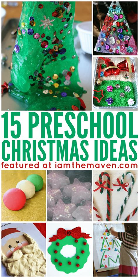preschool christmas themes ideas try these fun christmas preschool ideas i am the maven 174