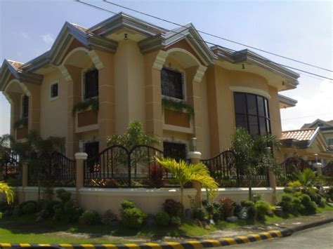 parapet designs on bungalows in nigeria modern house