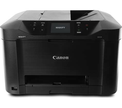 Printer Canon Fax canon maxify mb5150 all in one wireless inkjet printer with fax deals pc world