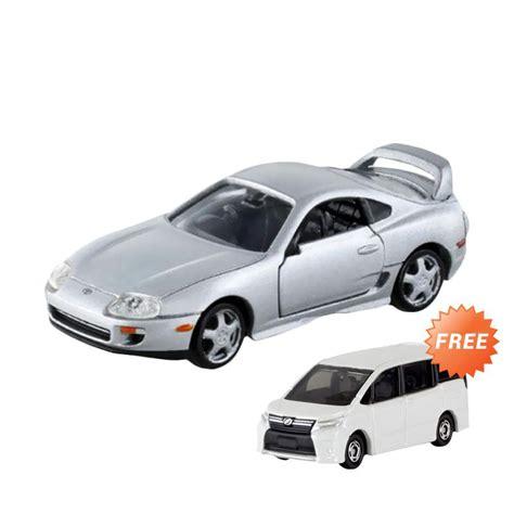 Toyota Voxy Tomica Reguler Diecast Miniatur jual bogo tomica no 14 premium toyota supra diecast
