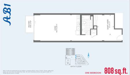 Toy Factory Lofts Floor Plans | floor plans for toy factory lofts liberty village