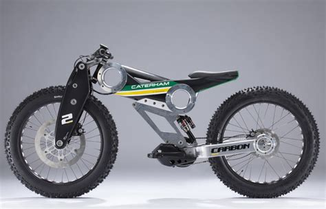 caterham launched cool electric bikes wordlesstech