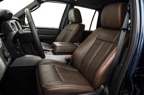 Ford Expedition 2015 Interior by 2015 Ford Expedition King Ranch El Html Autos Post