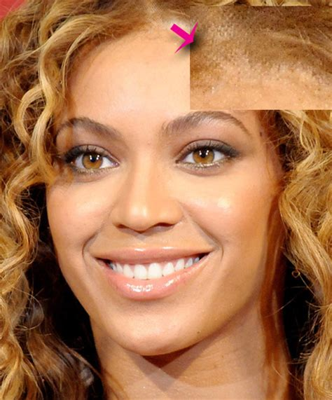 beyonce lace front wigs how to apply lace wig de novo hair definition of lacefront wig popsugar beauty