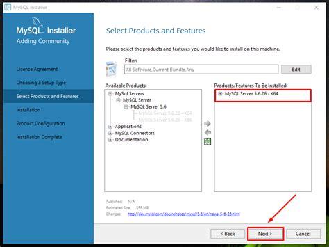 tutorial mysql pada xp tutorial cara install mysql dan cara konfigurasi mysql