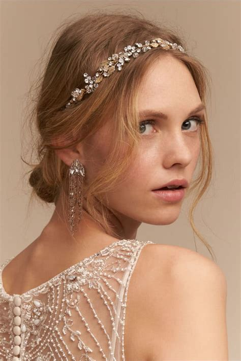 Wedding Hair Accessories Headbands by Bridal Headbands For Gorgeous Wedding Hairstyles Dress